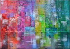Abstraktes & Stillleben - Vero Fineart - Malerei in Aquarell, Acryl, Mixed Media