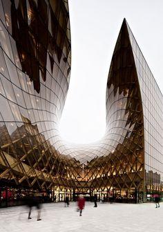 architecture emporia architecture building modern architecture awesome architecture parametric architecture installation architecture architecture arch2o parramatta proposal urban office architecturecamera 3