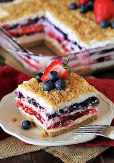 Summer Desserts, Holiday Desserts, Easy Desserts, Holiday Recipes, Delicious Desserts, Yummy Food, Oreo Desserts, Plated Desserts, Tasty