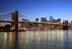 Ponte di Brooklyn, New York,