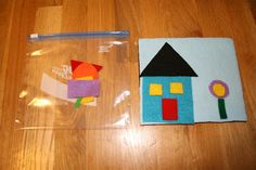 Chasing Cheerios: Toddler Activity Bags. Good ideas for new activities and ways to obtain mess from toys.