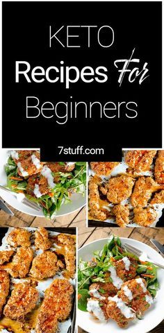 #keto recipes for beginners