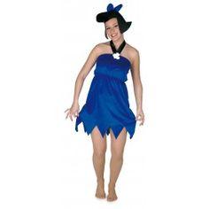 #Disfraz de #Betty de los #Picapiedras
