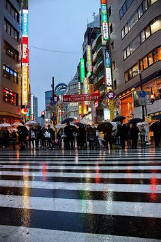 [池袋] Ikebukuro - it' raining over Ikebukuro, Japan