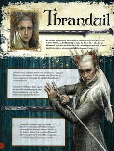 Lee Pace as Thranduil, Legolas' father and king of Mirkwood, from THE HOBBIT - he is one fine Elf ; The Hobbit Elf King, O Hobbit, Hobbit Hole, Lee Pace Thranduil, Legolas And Thranduil, Hobbit Films, The Hobbit Movies, Gandalf, Legolas Father