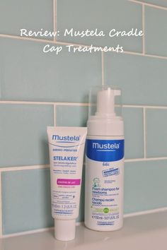 Mustela Cradle Cap Shampoo, Cream and Reviews Cradle Cap