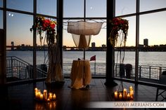 Romantic Wedding - The Lighthouse Pier 61 NYC