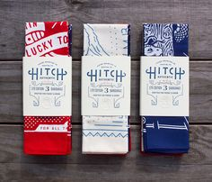 Don't Mess With Texas - And These Bandanas Too — The Dieline - Branding & Packaging Design