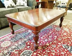 This Pennsylvania House coffee table is $229