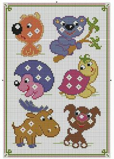 Designing Your Own Cross Stitch Embroidery Patterns - Embroidery Patterns Cross Stitch Owl, Cross Stitch For Kids, Cross Stitch Borders, Simple Cross Stitch, Cross Stitch Animals, Cross Stitch Charts, Cross Stitch Designs, Cross Stitching, Cross Stitch Embroidery