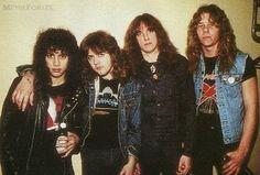 METALLICA – Bang 'Em Hard (MF3, 1984)   Features / Interviews ...