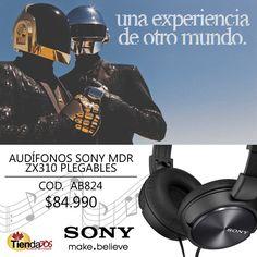 Audífonos Sony - Una experiencia de otro mundo