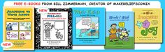Make your own comic strip online.  Story telling!!