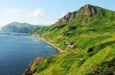 Hokkaido... I'm determined to go hiking here next summer!