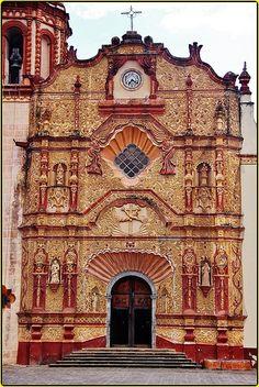 Misión de Santiago Apóstol,Jalpan de Serra,Estado de Querétaro,México