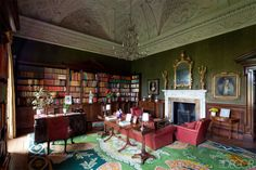 Irish Heritage: Inside the Russborough House  - ELLEDecor.com