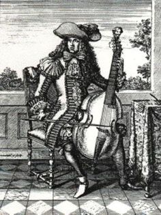 Double Bass, Medieval Fashion, Old Photos, Musicals, Gravure, Portrait, World, Classic, Prints