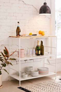 Ari Counter Table | Urban Outfitters