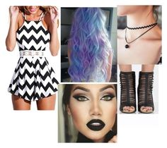 """me"" by i1am1rogue1 ❤ liked on Polyvore featuring art"