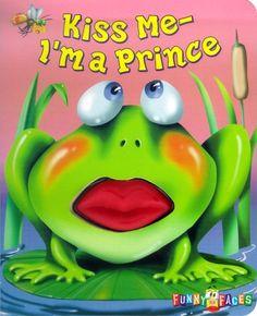 Kiss Me-I'm a Prince!