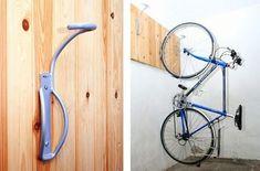 - Venzo 3X Vélo Cyclisme Pédales Montage Mural Intérieur De Stockage Cintre Support
