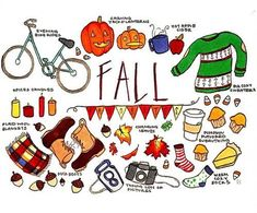 Fall Favorites nature pictures autumn leaves fall things weather halloween favorites