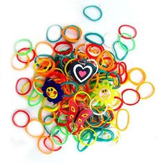 The loom band trend is everywhere! Have you seen this Jacks Loop & Charm Refill Pack?