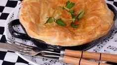Pastel de carne con hojaldre - Receta - Canal Cocina