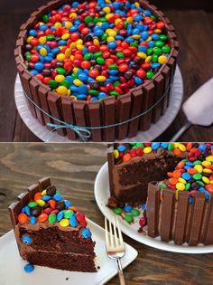 Meanwhile, have the topping by combining the many ingredients inside a saucepan and give a boil over Delicious Cake Recipes, Yummy Snacks, Yummy Cakes, Mini Cakes, Cupcake Cakes, Dark Fruit Cake Recipe, Fruit Cocktail Cake, Holiday Cakes, Frosting Recipes