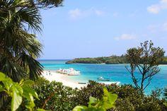 Okinawa, beach, Japan