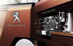 The Peugeot Foodtruck features professional-grade preparation and cooking appliances in order to adapt to the inspiration and talents of any chef and type of cuisine, from fine dining to fusion and molecular gastronomy.