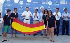 ESPAÑA: Campeonato del Mundo de 420.