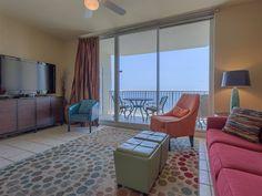 Beach Club 909D Fort Morgan Gulf Front Vacation Condo Rental.