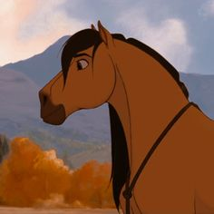 Horse Wallpaper, Tumblr Wallpaper, Arte Disney, Disney Art, Spirit The Horse, Arte Equina, Disney Cartoon Characters, Funny Horses, Cartoon Wallpaper Iphone