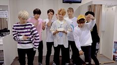 BTS Smuts & Scenarios [Requests Closed][Updates extremely Slow] - Group Reaction- 12 - Wattpad
