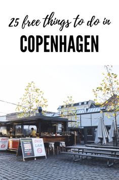 Copenhagen is one of our favorite cities because it's beautiful, clean, and full of fun things. Many people think it's too expensive, however, and don't travel there. Having been there ourselves, we can attest to the fact that this is just not true! Click through for 25 free things to do in Copenhagen.