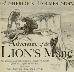 Sherlock Holmes The Adventure of the Lion's Mane
