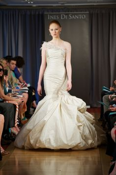 Gorgeous Bridal Gowns, Front to Back by onewed