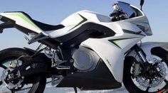 Motocykl Energica