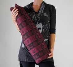 A personal favorite from my Etsy shop https://www.etsy.com/listing/265588757/sale-yoga-mat-bag-vibrant-colorful