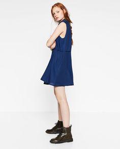 Image 3 of SHIRT DRESS from Zara