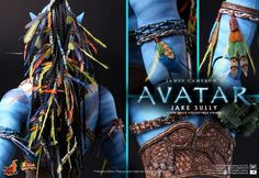 AVATAR 1/6 Scale Jake Sully Collectible Action Figure — GeekTyrant
