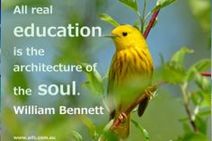 An education is more that learning a subject or two.