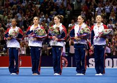 The US 2012 women's Olympic team!  Good luck in London ladies!!!!