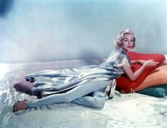 Portrait of Lana Turner, 1950's