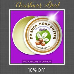 We are happy to announce 10% OFF on our Entire Store. Coupon Code: XMAS17.  Min Purchase: N/A.  Expiry: 27-Dec-2017.  Click here to avail coupon: https://small.bz/AAqpVyQ  #blackgirlsrock #beauty #naturalhair #skincare #instabeauty #bblogger #healthyhair #beautyblog #beautycare #beautytips #glowingskin #sheabutter #beautyskin #bodybutters #sheabuttersoap #sheabutterproducts #skinplug #drshea #allnatural #vegan #natural #girlboss #organic #melanin       🎅🏽3 FOR £10 WINTER WARMER 🎁