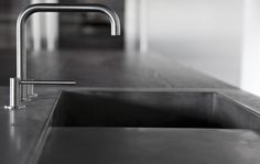 OBJECT: CONCRETE KITCHEN  Design: Martin Steininger  honoured with the 'Staatspreis 2011' and the 'Red Dot Design Award 2012'