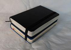 Hahnemuhle Travel Journal vs. HandBook Artist Journal