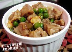 Certified Foodies - Cebu Style Steamed Rice Recipe by blankPixeIs