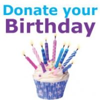 Donate your birthday to help kids in the Big Brothers Big Sisters program and you'llensure more children are matched with caring, adult mentor.